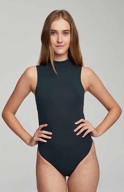 Monte Carlo Back Zip Bodysuit