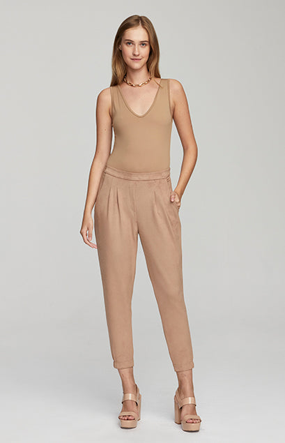 Moscow Pleated Trouser