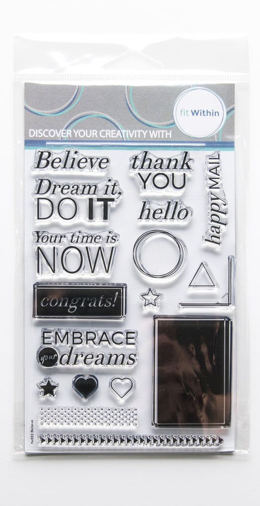 Inspirational Stamp Collection – Set 1