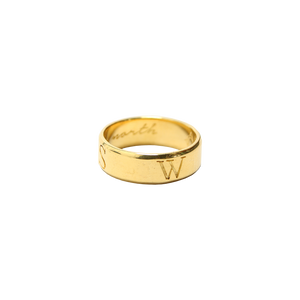 Bahgsu Ring Gold