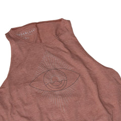 All Seeing Eye Tank Copper