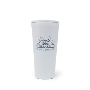 Corkcicle Coffee Tumbler White
