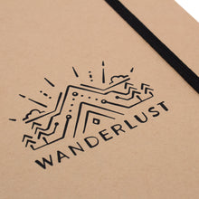 Wanderlust Notebook