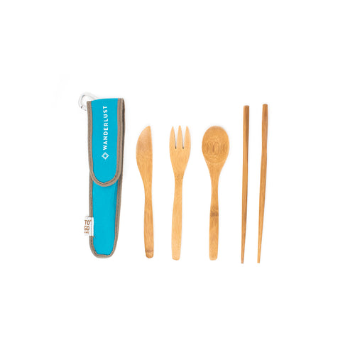 Utensil Kit Blue