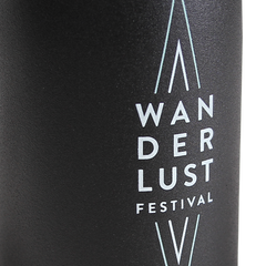 Wanderlust Festival x S'well Insulated Water Bottle [17 oz]