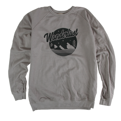Lake Night Crew Sweatshirt