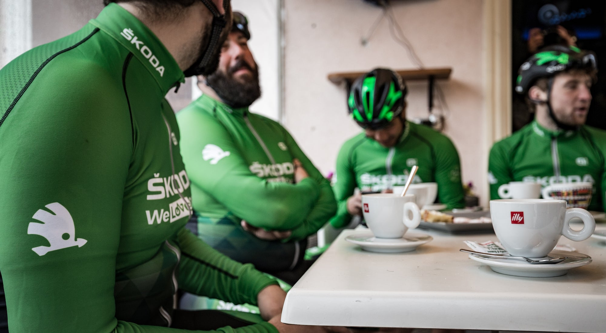 Clubs SKODA We Love Cycling