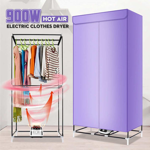 Electric Portable Drying Wardrobe
