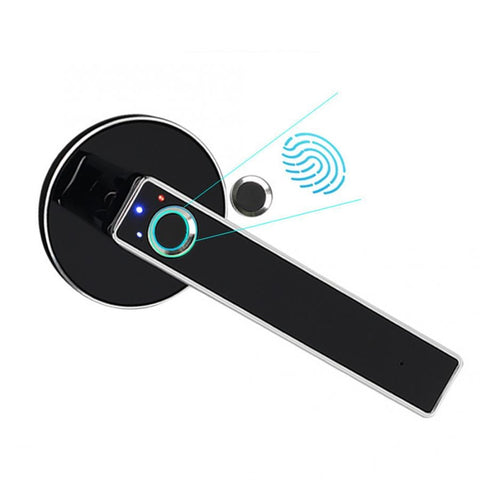 Keyless Biometric Door Lock