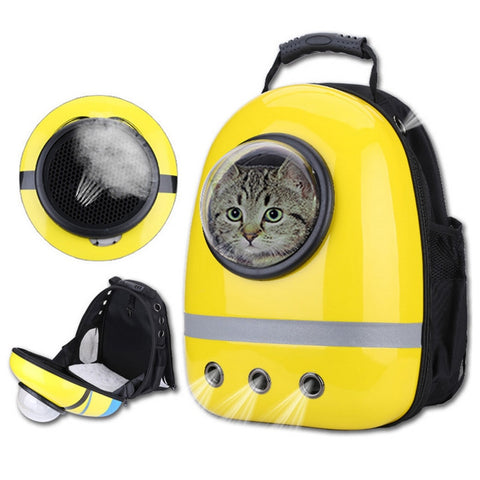 Astronaut Pet Backpack