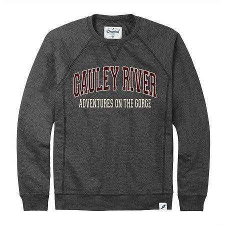 Gauley River French Terry Fleece Crewneck