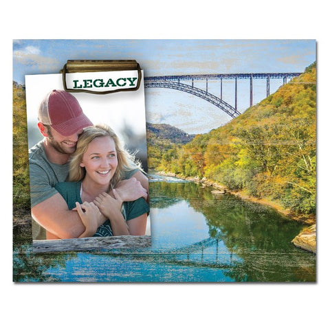 Memento Photo Holder - New River Gorge