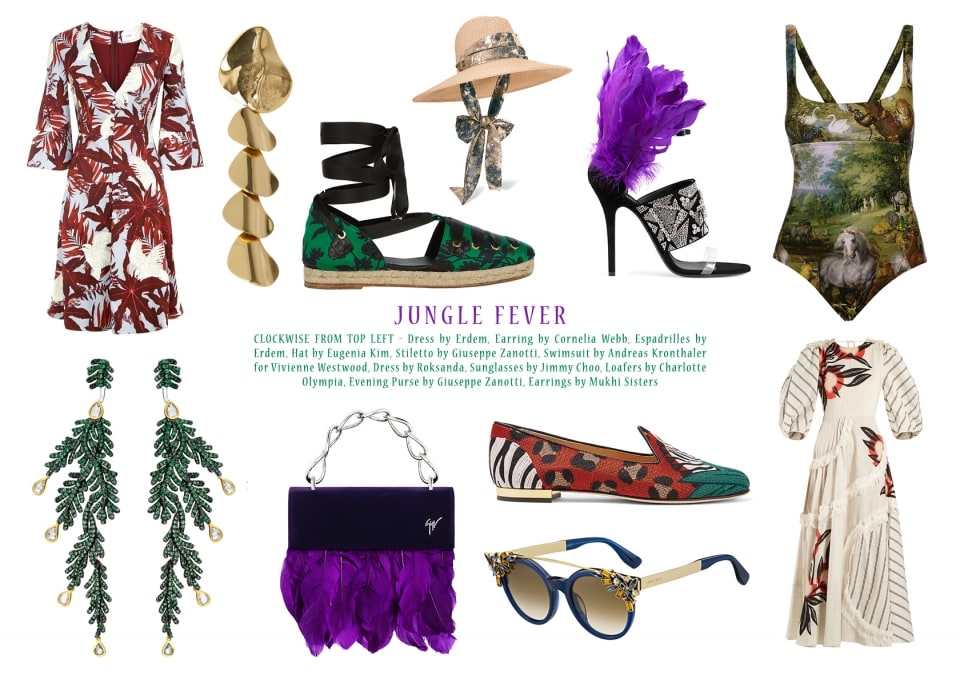 Twenty6 Magazine - Jungle Fever