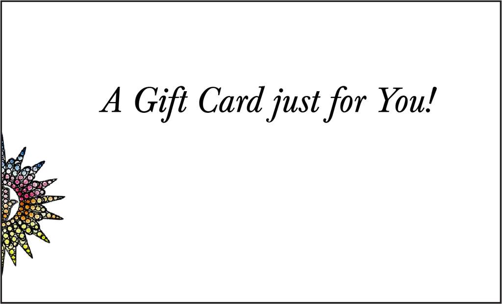 Mukhi Sisters Fine Jewelry Gift Card