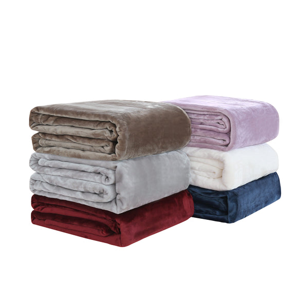 Linden Home Flannel Fleece Blankets
