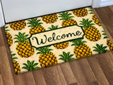Pineapple Welcome Mat