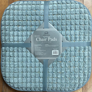 Mosaic Memory Foam 2PK Chair Pads