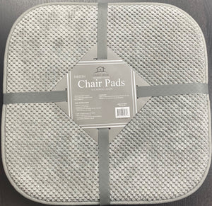 Destin Memory Foam 2PK Chair Pads