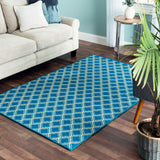 "Linden Home Reversible Area Rug ""Serenity"""