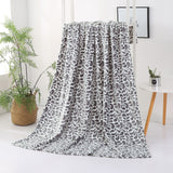 "Springmaid Brand Soft and Cozy Throws,  ""Modern Paisley"", 50 inches x 70 inches"