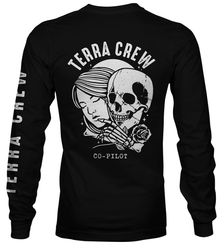 CO-PILOT - WOMEN'S LONG SLEEVE