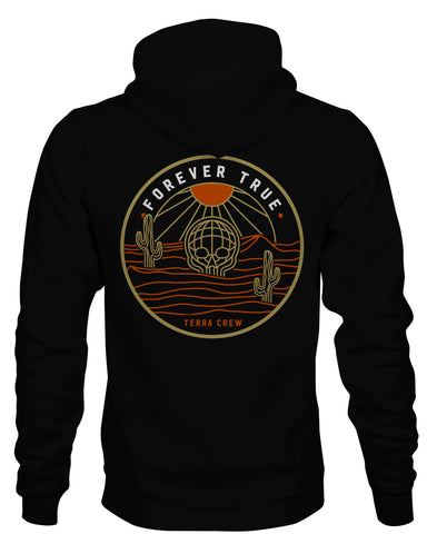 FRVR TRUE DESERT SCAPE ZIP UP