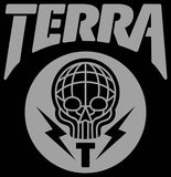 TERRA - VINYL DECAL STICKER - 8x8 - 4 COLOR OPTIONS
