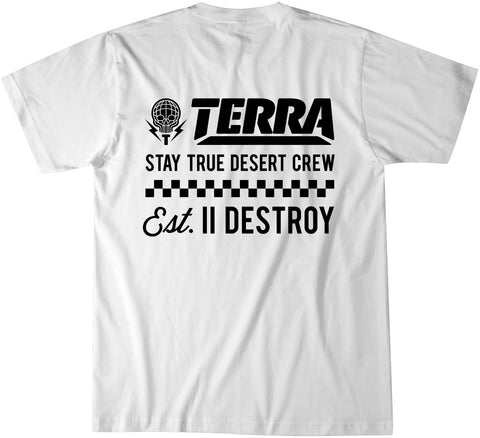 STAY TRUE DEZ CREW - WHITE