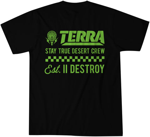 STAY TRUE DEZ CREW - BLACK