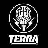 TERRA - VINYL DECAL STICKER - 6X9 - 4 COLOR OPTIONS