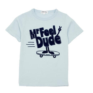 Hundred Pieces Mr. Feel Dude Organic Tshirt