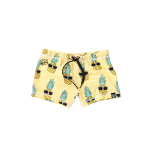 Beach and Bandits Punky Pineapple swimshort