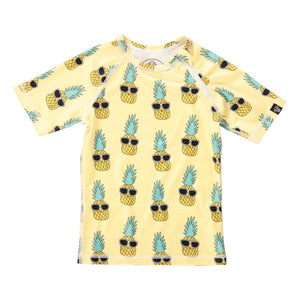 Beach and Bandits Punky Pineapple shirt