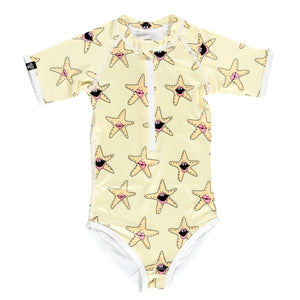 Beach and Bandits Starfish swimsuit