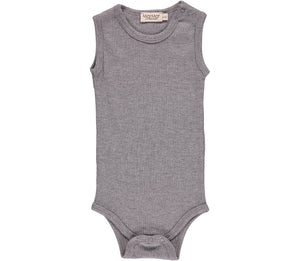 MarMar Copenhagen body Sleeveless grey melange
