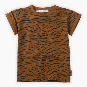 Sproet Sprout T-shirt Tiger Basic