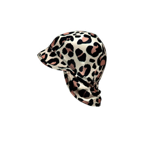 Beach and Bandits Hat Leopard