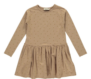 MarMar Copenhagen Deanne Dress Golden Olive Dot