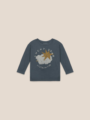 Bobo Choses Luck Star Long Sleeve T-Shirt
