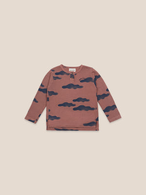 Bobo Choses All over Buttoned T-Shirt