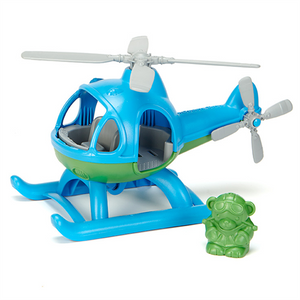 Green Toys Helikopter Blue