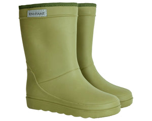 Enfant Thermoboots Olive
