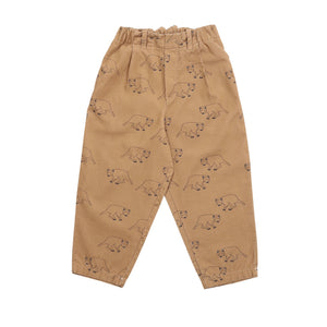 Maed for mini Fabuluos Fossa AOP/ Rib Chino