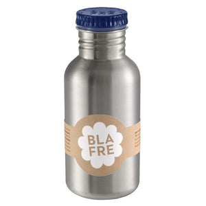 Blafre stainless steel bottle 500ml navy