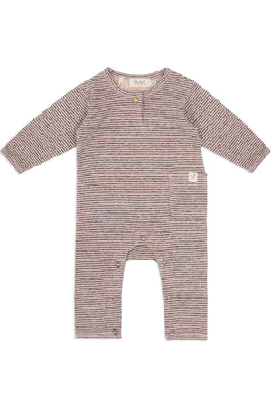 Dusq Baby suit/ Double Face Jersey/ Powder Pink