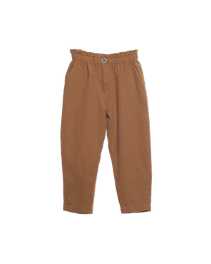 Wander & Wonder Baggy Pants Copper