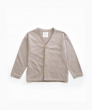 Play Up Jersey Cardigan Jeronimo