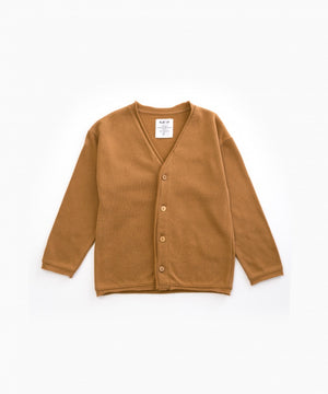 Play Up Jersey Cardigan Oregon Pine