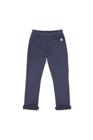 Dusq Pants/ Americain Fleece/ Sea Blue