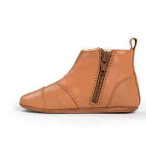 Dusq Leather shoes cognac